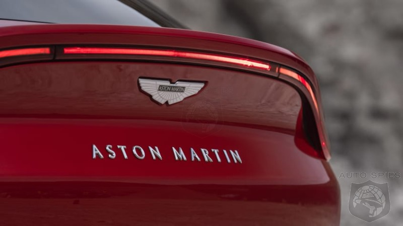 Aston Martin Slashes Workforce By 20% - Production Volume To Be Reduced