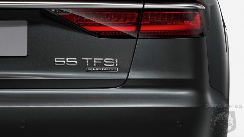 Audi To Change Naming Convention To Confuse Us More About What Is What