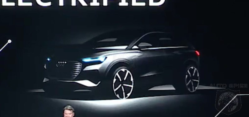 Audi Plans To Go Toe To Toe Against Tesla Model Y Crossover
