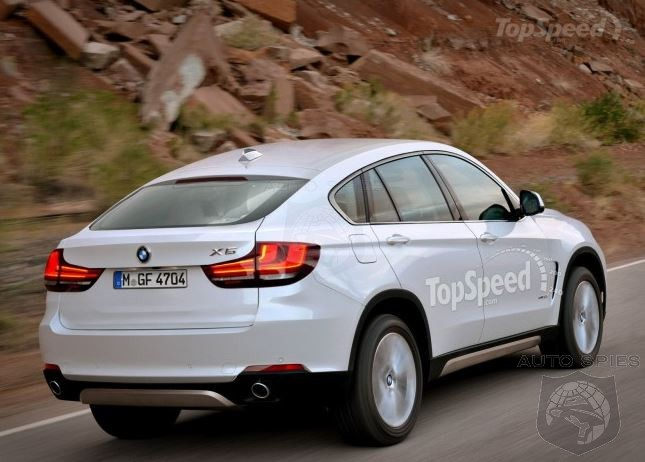 2015 BMW X6 Gets Rendered - Is This A Step In The Right Direction?