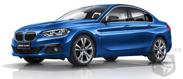 BMW Is Bringing The FWD 1 Series To The US - What Gap Are They Trying To Fill?