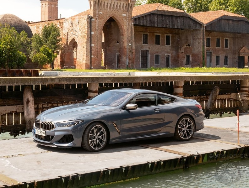 BMW Ends European Delivery Program For US Customers