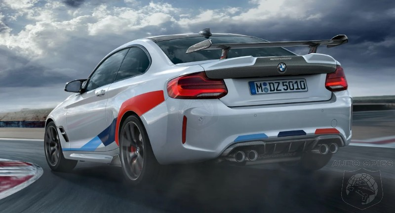 BMW To Allow Hardcore M2 To Wither Away In The EU
