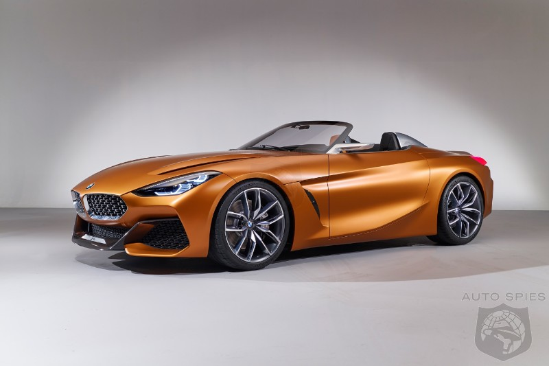 BMW Z4 Production To Begin In Q4 Of 2018 - No Official Word On Supra Sibling