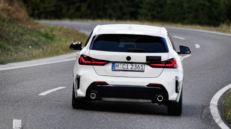 BMW Goes After The VW GTI In Europe.. Wait...Shouldn't That Be The Other Way Around?