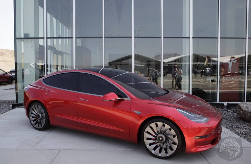 What About Pending Reservations? Tesla Begins Offering Immediate Model 3 Delivery