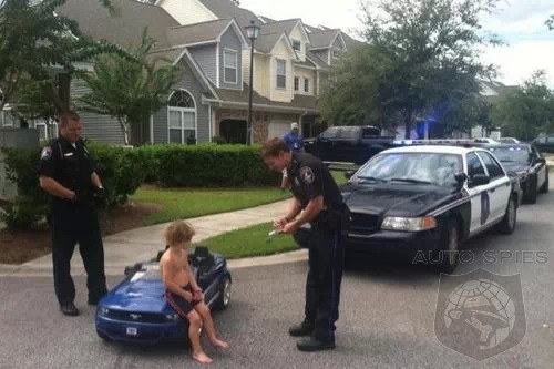 EXCLUSIVE PHOTO: Justin Bieber Arrested For DUI, Drag Racing, Driving With An Expired License And Resisting Arrest
