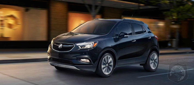 No More Land Yachts: Buick Wants To Be Known For It's SUVs And Crossovers