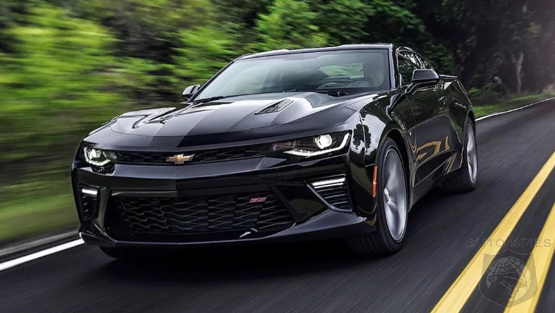 Chevrolet On The Verge Of Killing the Camaro For A Second Time - Who Will Reap The Spoils?