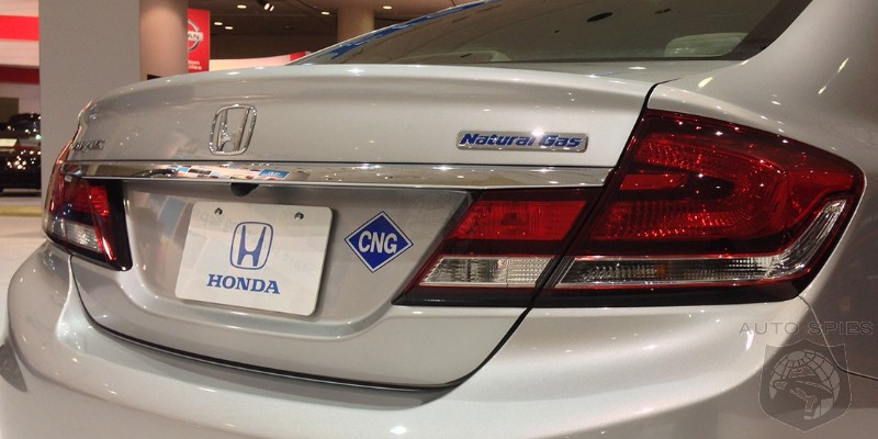 Honda Discontinues Civic CNG, Accord And Civic Plug In Hybrid Models Due To  Lack Of Interest