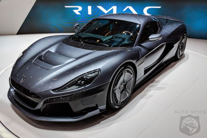 Hyundai's New EV Hypercar Will Use Technology From Croation Startup Rimac