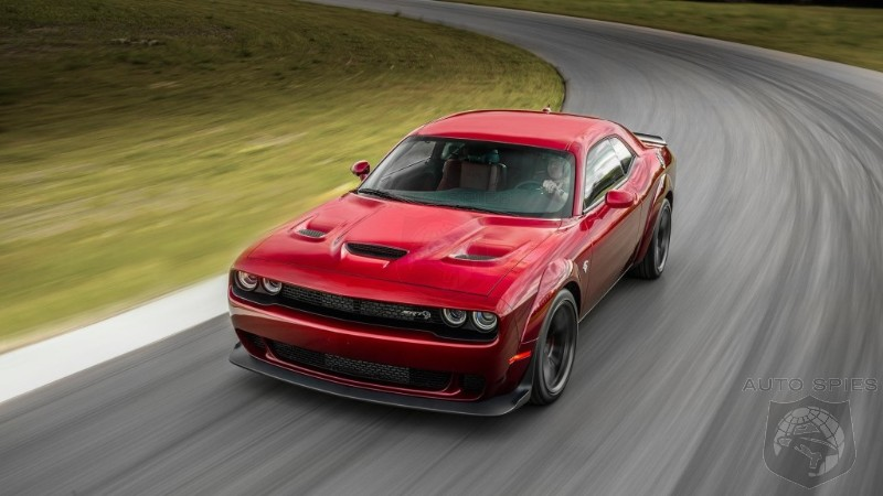 Dodge Goes Widebody On The Challenger Hellcat - Does It Go Far Enough?