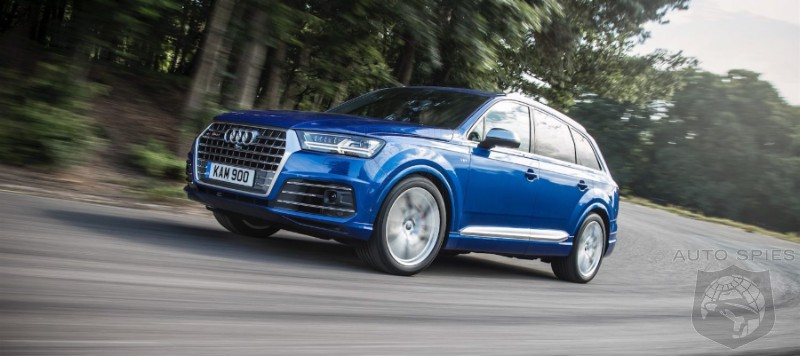 Audi To Flood The Market With 7 New SUV Variants