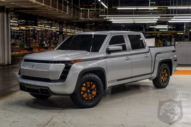 Lordstown Exceeds 100,000 Pre-Orders For Endurance Pickup Truck