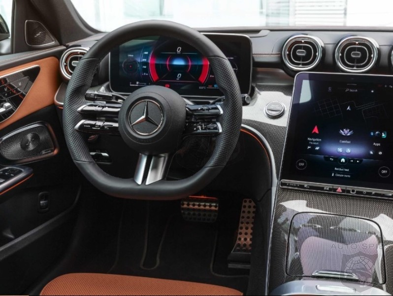 Details Galore - Everything You Wanted To Know About The 2022 Mercedes C-Class