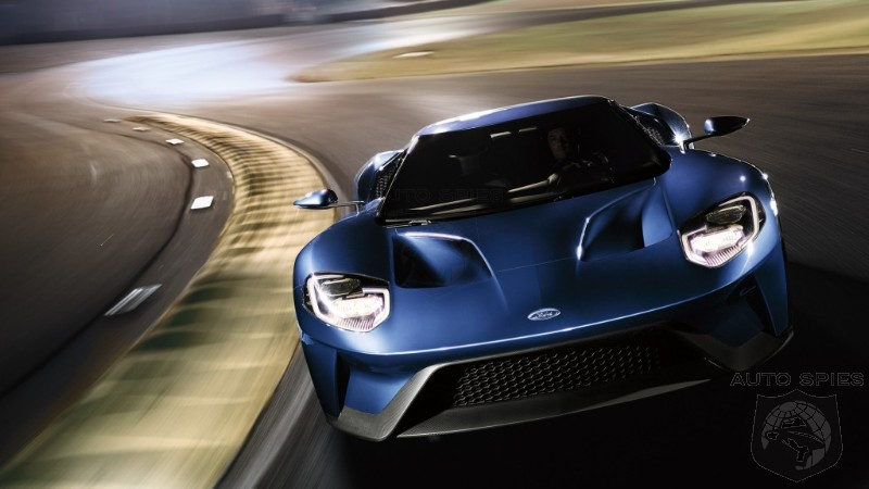 Ford Reveals 2017 GT Will Be Armed With A 647HP Twin Turbo V6