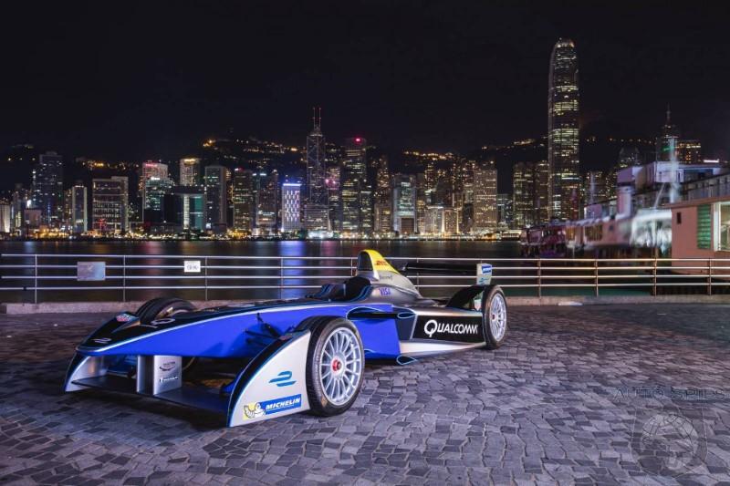 Report States Jaguar Land Rover To Enter Formula E Racing