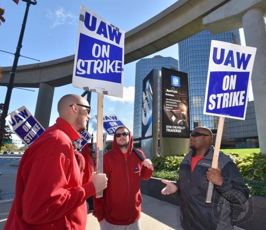 Strike Day 25: General Motors Wants No Part Of Job Security As Negotiations Resume