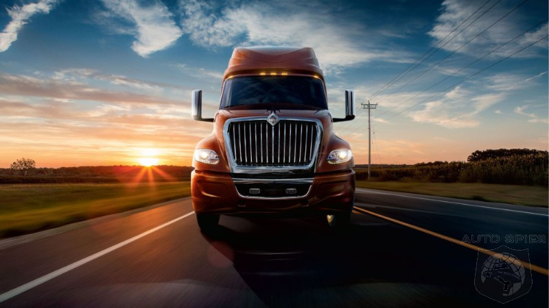 Truck Maker Navistar To Build $250 Million Truck Plant In Texas