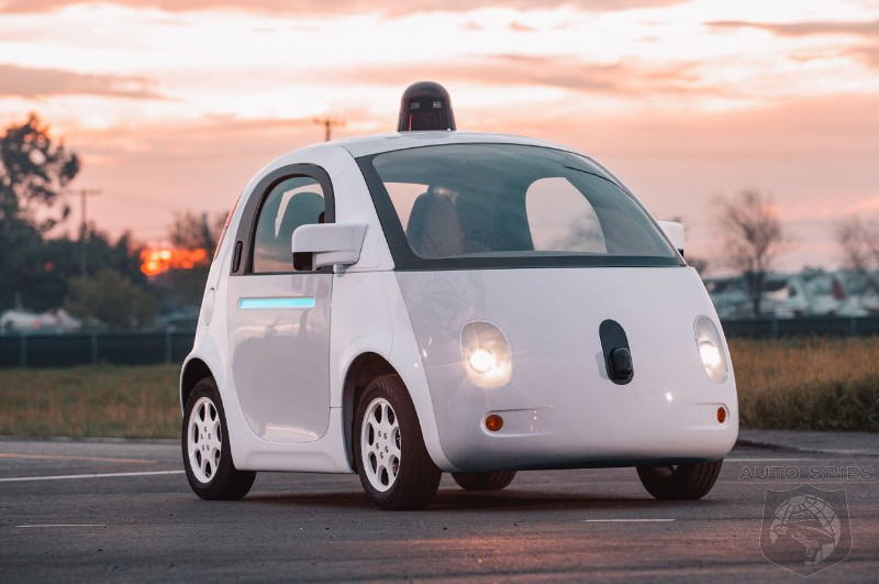 Waymo Kills Off Sluglike Firefly Test Cars For More Conventional Test Vehicles
