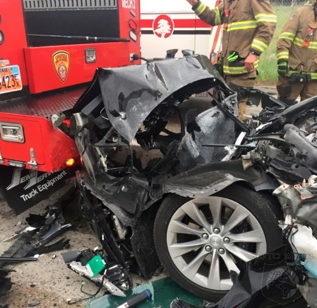 NHTSA To Investigate Why Second Tesla Crashed Into Parked Firetruck