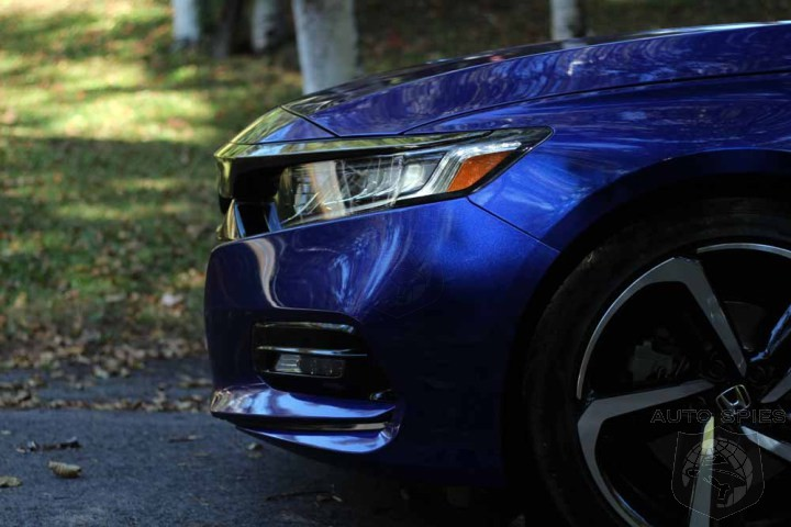 Dealers Reportedly Refusing New Accord Shipments Because It Isn't Selling