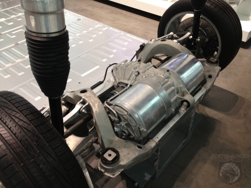 Game Changer: Tesla Wants To Upgrade Powertrains To Last ...