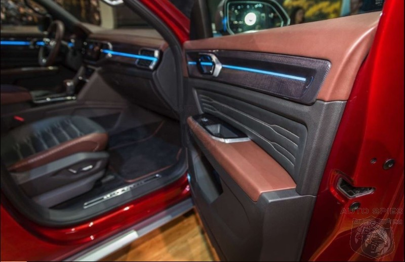 #NYIAS: Work Or Play? Is The Tanoak Interior Truck Ready?