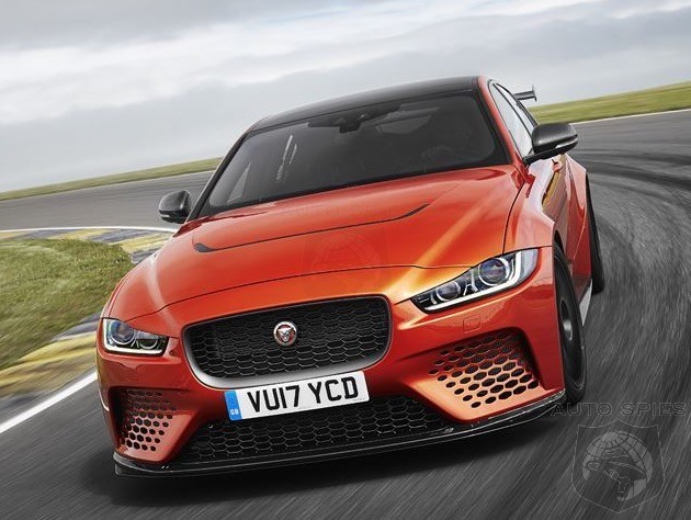 Jaguar To Unleash The 590HP XE SV Project 8 At Only $200,000 A Copy