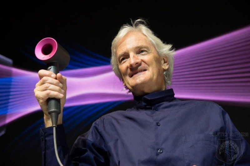 Dyson Delays Self Driving Tech So It May Forego Part Suppliers And Build Cars Totally In House