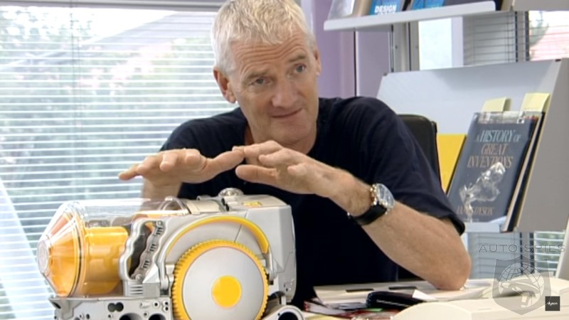 Dyson Chooses Singapore For Production Of New EV