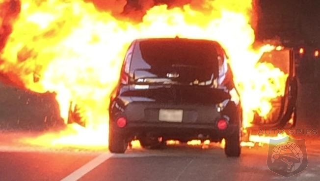 US Drivers File Lawsuit Against Hyundai/Kia Over Engine Fires