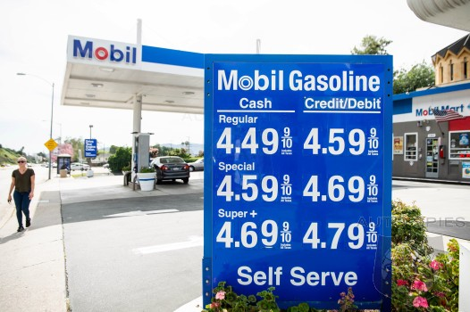 Forcing Change: California's Gas Prices And Gridlock Are Intentional