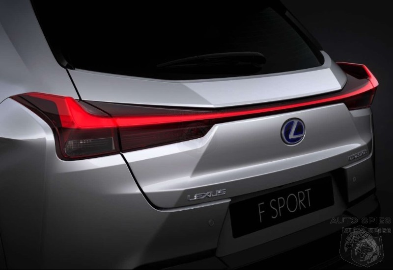 #GIMS: Lexus Turns Up The Aggression With UX Urban Crossover