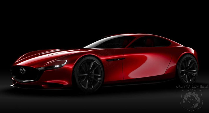 Mazda Says It Doesn't Have The Cash To Bring The New RX To Market Before 2020
