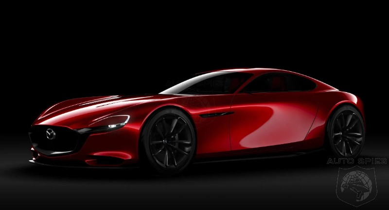Disappointed? New Mazda RX9 May Come With An Inline 6 Rather Than A Rotary
