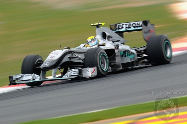 Mercedes-Benz Looking At Partial Withdrawl From F1 In 2014