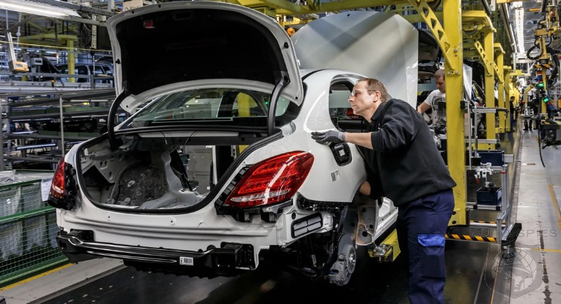 Mercedes To Cease Sedan Production In US And Mexico