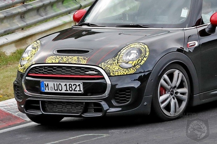 Mini Bumping Specs On New John Cooper Works Models