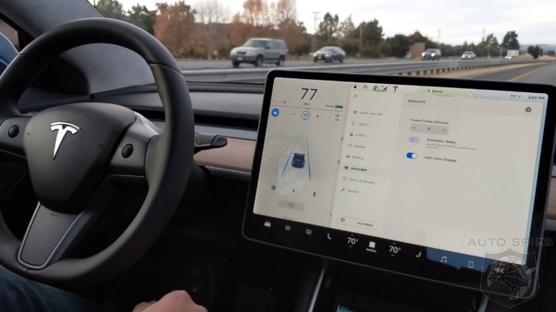 Tesla Open To Sharing Autopilot Technology With Other Automakers