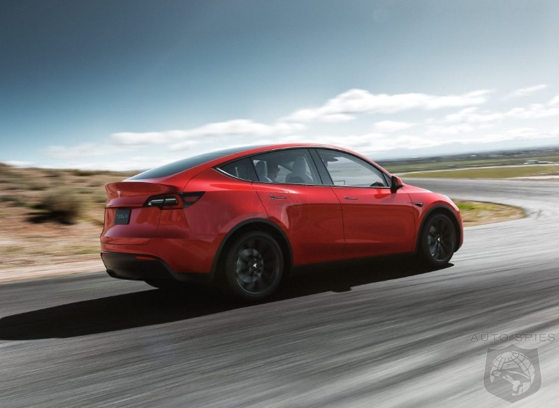 Tesla Model Y Ahead Of Schedule - Production Targeted For Summer Of Next Year