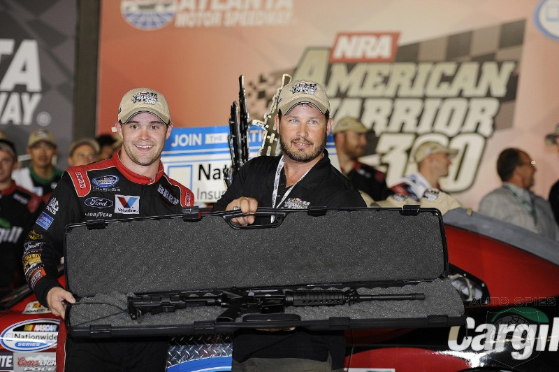 Will NRA Sponsorship Of The Texas NASCAR Race Help Or Hurt?