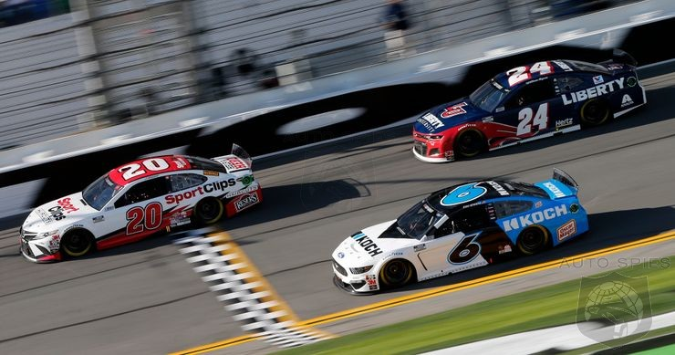 Toyota Steering NASCAR Towards A Hybrid Future