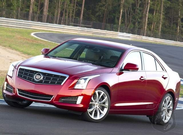 Who Should Worry? Cadillac To Release 10 Models In Next 3 Years