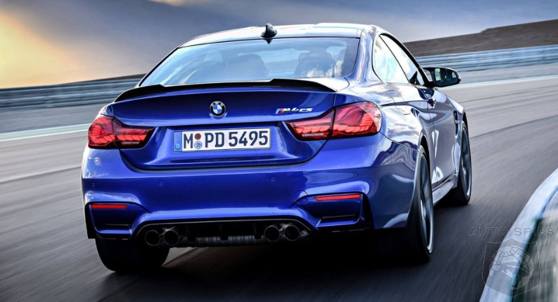 Next Gen M3 And M4 Will Fall Short Of The 500HP Benchmark