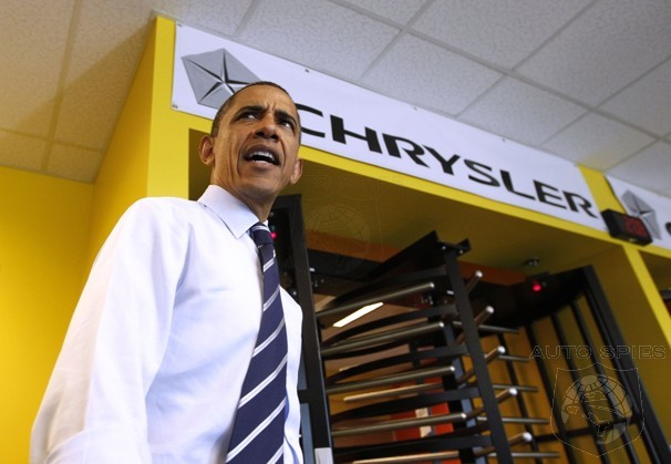 Obama Campaign To Flood Michigan Airwaves With Bailout Message To Secure Votes