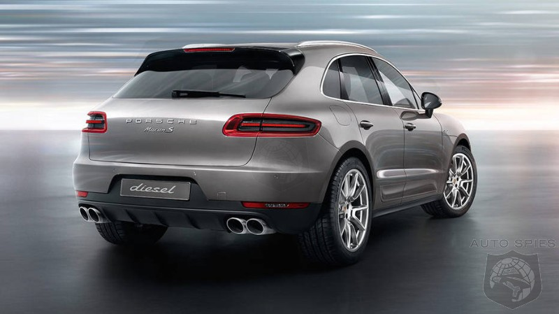 Porsche To Recall 60,000 Cayenne And Macan Diesels For Software Cheating