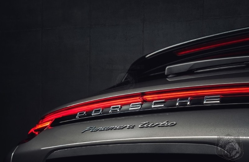 Bootylicious: Porsche Shows Off A New Take On The Sport Wagon With The Panamera Sport Turismo