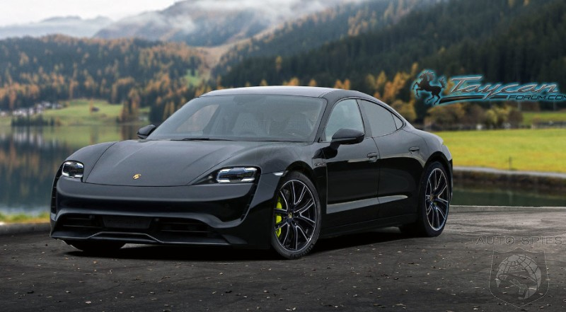 Porsche Executive Credits Tesla With Proving An EV Market Exists
