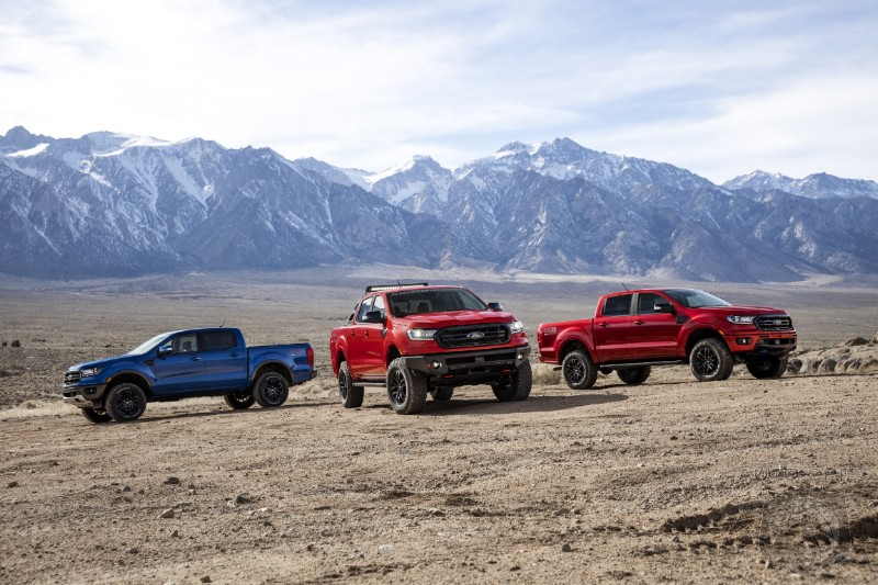 Ford Performance Releases Much Needed Off Road Accessories For Ranger